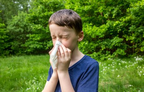 האם הצטנן או קיבל אלרגיה?